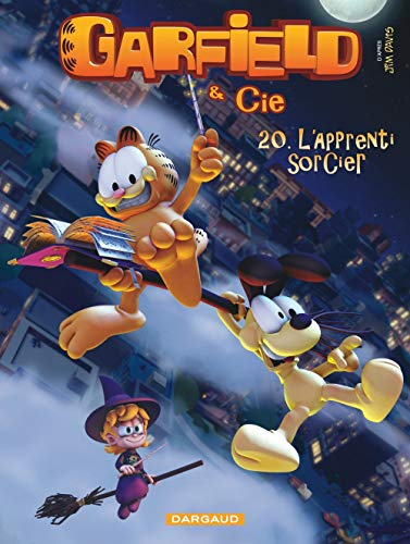 Garfield & Cie - tome 20 - Apprenti sorcier (L')