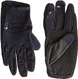 PEARL IZUMI Men's Ride Divide Gloves, Black/Black, Large