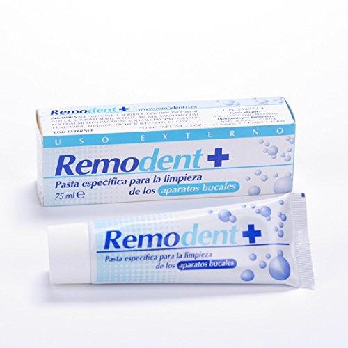 Remodent Pastas de dientes 1 Unidad 75 ml