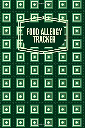 Food Allergy Tracker: Food Allergy Diary Journal, Discover, Monitor and Record Allergies, Possible triggers & Daily Medications Activities, Gifts for ... Christmas, (Food Allergy Journal Tracker)