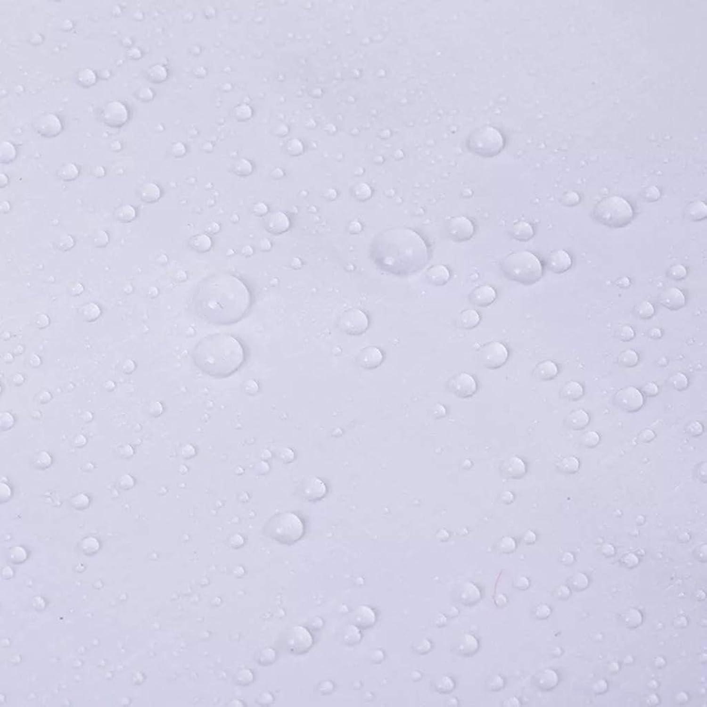 Polyethylene Tarpaulin Sheet Clear Waterproof 180g Heavy Duty Camping Garden Balcony Cloth Rain Curtain Sun Predection Plastic with Eyelets