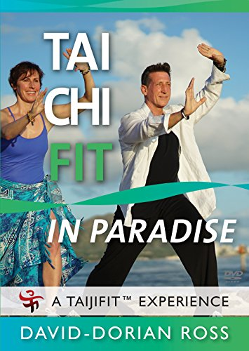 Tai Chi Fit in Paradise - All New 2018 with David-Dorian Ross (YMAA) Beginner Tai Chi on The Beach DVDNew