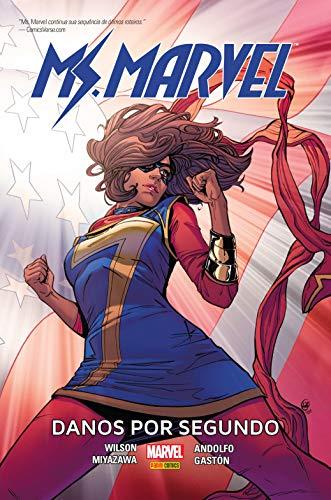 Miss Marvel. Danos por Segundo