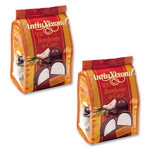 Bolitas de Coco Antiu Xixona - [PACK 2 UNIDADES] -