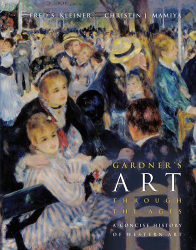 Gardner's Art through the Ages: A Concise History of Western Art (with CD-ROM)