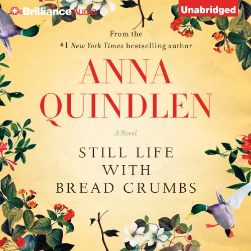 Still Life with Bread Crumbs audiobook cover art