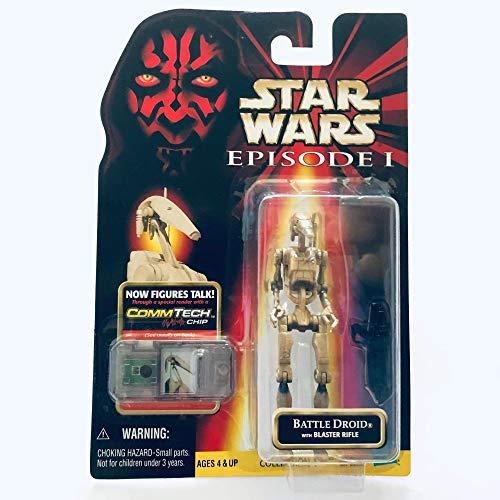Star Wars: Episode 1 Battle Droid (Dirty) Action Figure