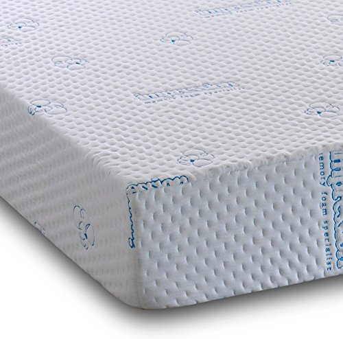 Sleep Solutions Single Memory 1000 Replacement Memory Foam Adjustable Bed Mattress [3FT; 90 x 198 x...