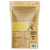 baseXnutrition, WEIGHT GAINER, Protein / Kohlenhydrate Eiweissshake, das Optimum für schnellen...