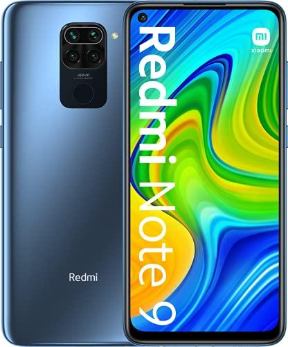 "Xiaomi Redmi Note 9 Smartphone 3GB 64GB 48MP Quad Kamera Hotshot 6.53"" FHD+ DotDisplay 5020 mAh 3.5mm Headphone Jack NFC Grau - 3"