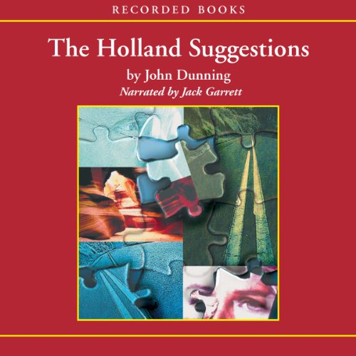 The Holland Suggestions audiobook cover art