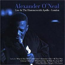 Live at the Hammersmith Apollo London