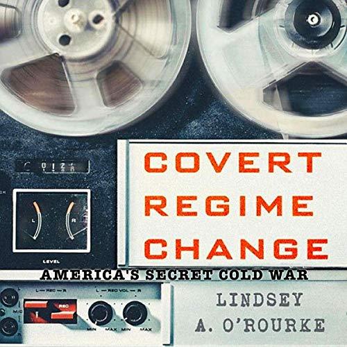 Covert Regime Change Titelbild