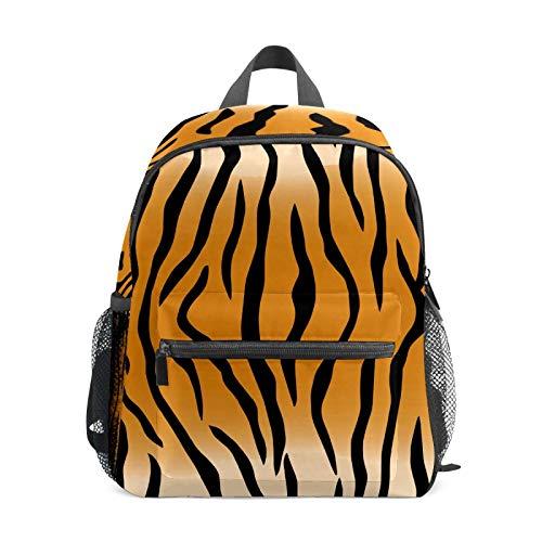 Mochila infantil para niños de 1 a 6 años de edad, mochila perfecta para niños y niñas de 1 a 6 años, diseño de tigre