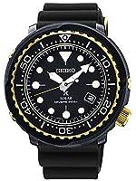 【セット商品】セイコー SEIKO プロスペックス PROSPEX ソーラー 200Mダイバーズ 腕時計 SNE498P1 &マイクロファイバークロス 13×13cm付き [逆輸入品]