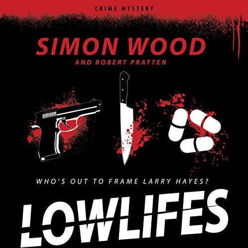 Lowlifes audiobook cover art