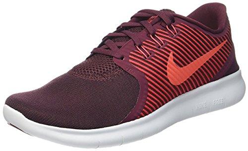 Nike Herren Free Rn CMTR Traillaufschuhe, weinrot, 40.5 EU