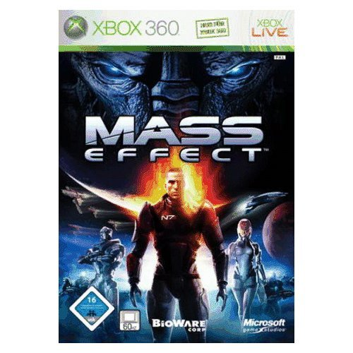 Juegos Xbox Mass Effect