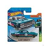 Mattel cars Hot Wheels '64 Chevy Chevelle SS Speed Blur 62/250 2019 Short Card