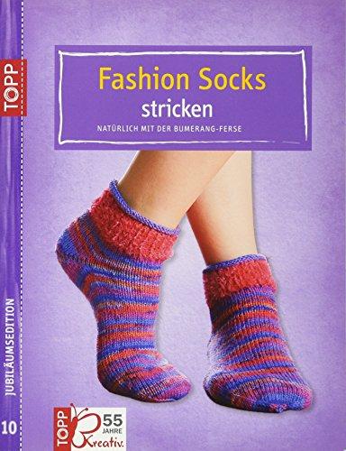 Jubiläums-Titel 10 Fashion-Socks: Natürlich mit Bumerang-Ferse