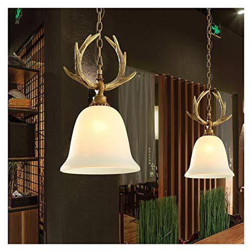 Accesorio de iluminación Adorno pequeño araña americana país estilo industrial lámpara colgante, luces de techo retro creativas vintage led iluminación accesorio, para bar restaurante cafetería dormit