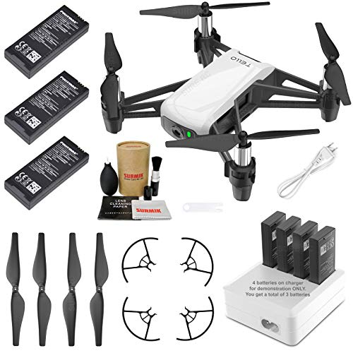 Tello Drone Quadcopter Elite Combo