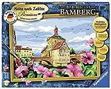 Ravensburger- Historisches Bamberg 28913-Dipingere con i Numeri storici, Colore, 28913