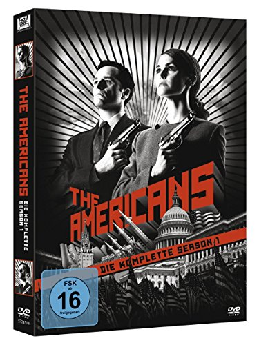 The Americans - Die Komplette Staffel 1 (4 DVDs)