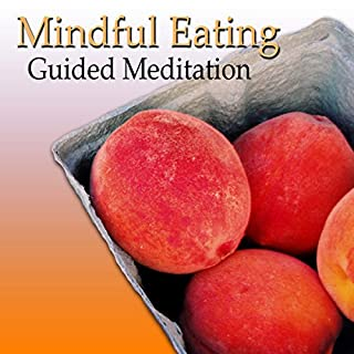 Guided Meditation for Mindful Eating audiobook cover art