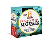 2020 History Channel Unexplained Mysteries Boxed Calendar: 365 Days of Inexplicable Events, Strange Disappearances, and Baffling Phenomena