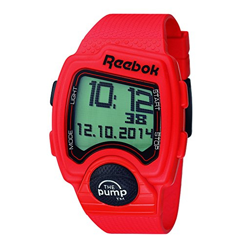 Reloj Digital Retro Reebok para Hombre 42mm RC-PLI-G9-POPO-OB