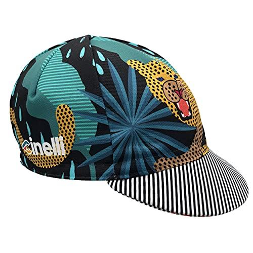 Cinelli - Cappellino da Uomo, Taglia Unica, Multicolore