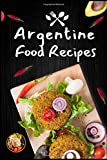 Argentine Food Recipes blank custom cookbook Journal Notebook / Journal Logbook 6x9 with 120 Pages  Cookbooks, Food: Argentine Cooking, Food  Chefs ... recipes perfect gift Blank recipes cookbook