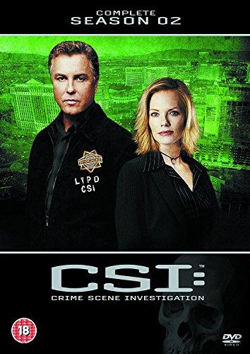 CSI: Las Vegas - Complete Season 2 [DVD] [Reino Unido]