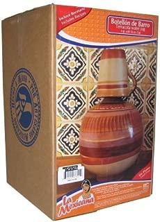 La Mexicana Botellon De Barro, 4-Quart+16-Ounce Cup