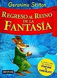 Stilton: regreso al reino de la fantasía: ¡Libro con olores!: 2 (Geronimo Stilton)