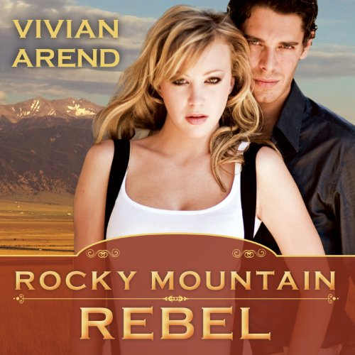 Rocky Mountain Rebel audiobook cover art