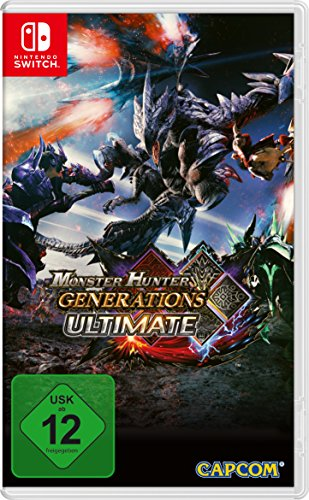Monster Hunter Generations Ultimate [Nintendo Switch ] [Importación alemana]