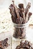 Lisboa - Snack original de carne seca seca para humanos, 200 gramos