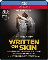 Geroge Benjamin: Written on Skin [Blu-ray] [Import]