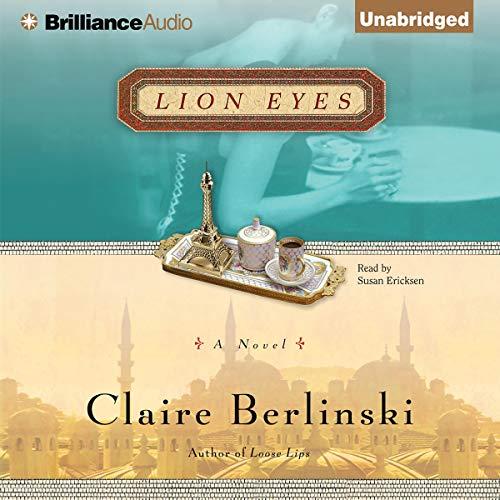 Lion Eyes audiobook cover art