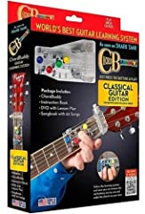 This revised edition of the complete learning system now features a color-coded songbook with 60 songs Includes a ChordBuddy device and instruction book Updated DVD, and re-vamped packaging