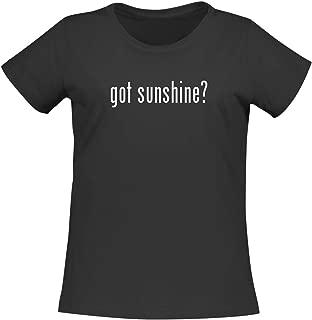 The Town Butler got Sunshine? - A Soft & Comfortable Women's Misses Cut T-Shirt