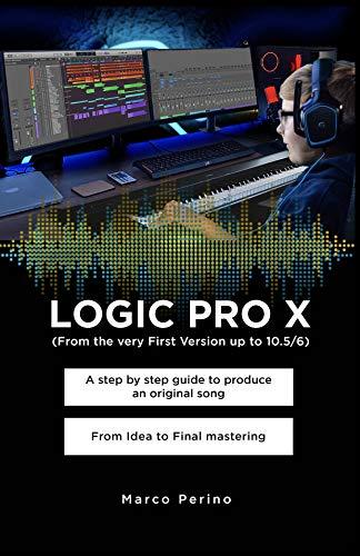 Logic Pro X: Audio and Music Production | Amazon