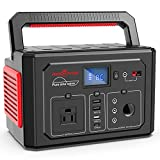 ROCKPALS 350W Portable Power Station, 288Wh...