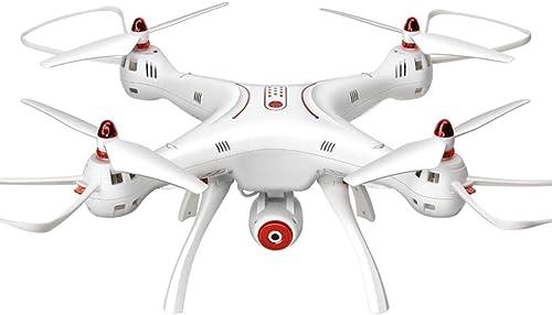 minorista de fitness QWER Drone Quadcopter A Gran Escala En Tiempo Tiempo Tiempo Real Aviones No Tripulados Aviones De Combate Control Remoto Aeronaves En Movimiento Presión De Aire Fija Alta Capacidad De Vuelo con Un Solo Botón  ventas en línea de venta