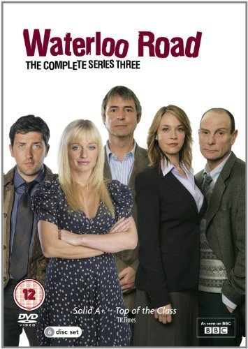 Waterloo Road - Complete Series Three [DVD] by Jason Merrells