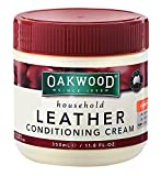 OAKWOOD OP104C Leather Conditioning Cream 350ml