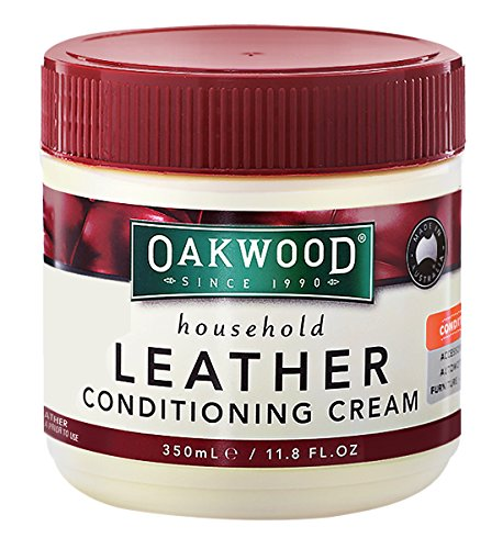 OAKWOOD OP104C Leather Conditioning Cream 350ml