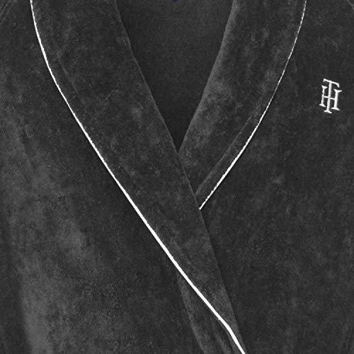 Tommy Hilfiger badjas Dean Grey Gr.M = 50/52